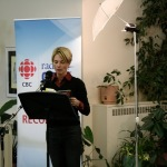 CBC Radio Book Club, Edmonton