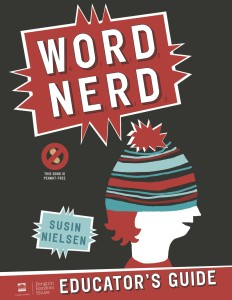 Word Nerd Educator Cover