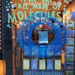Molecules Launches in the UK and Gets Some Love, Waterstones Style
