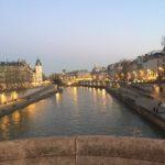 Au Revoir, Paris …