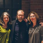 Sunday in Calgary with George (Saunders)
